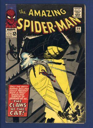 Amazing Spider-Man #30 VG-