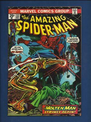 Amazing Spider-Man #132 FN