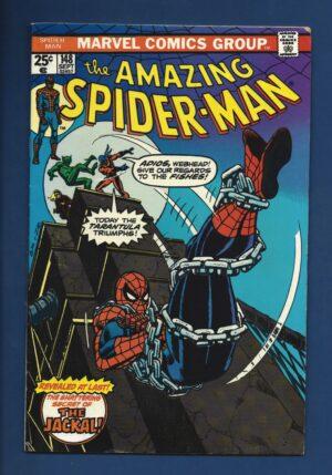 Amazing Spider-Man #148 FN-
