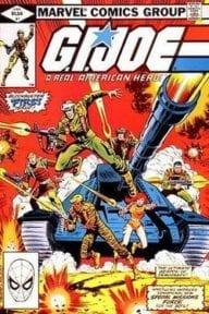 G.I. Joe (1982 Marvel)