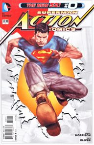 Action Comics (2011 2nd Series)