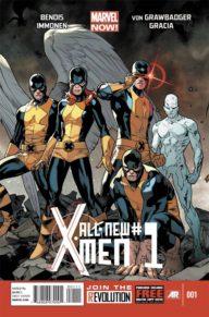 All New X-Men (2012 Marvel)