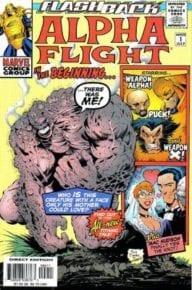Alpha Flight (1997 2nd Series)