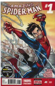 Amazing Spider-Man (2014 3rd Series)
