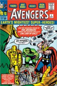 Avengers (1963 1st Series)