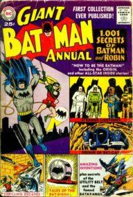 Batman Annual (1st Series)
