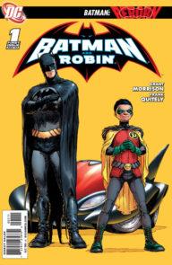 Batman and Robin (2011 2nd Series)