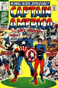 Captain America Annual (1st Series)