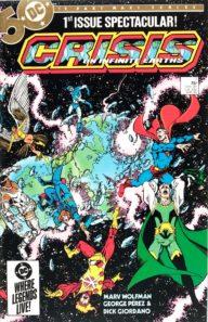 Crisis on Infinite Earths (1985)