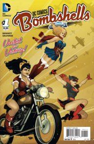 DC Comics Bombshells (2015 DC Comics)