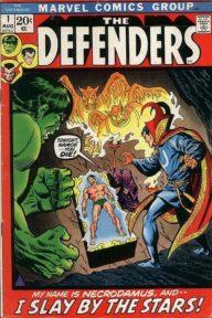 Defenders (1972 1st Series)