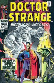 Doctor Strange (1968 1st Series)