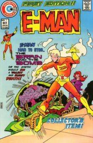 E-Man (1973 Charlton)