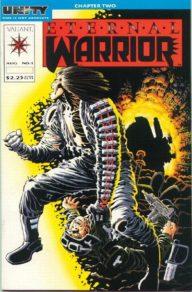 Eternal Warrior (1991 1st Series)