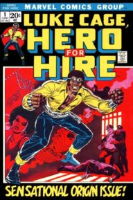 Hero for Hire (1972)