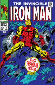 Iron Man ( 1968 1st Series)