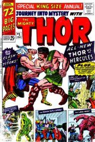 Thor Annual (1st Series)