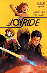 Joyride (2016 Boom!)