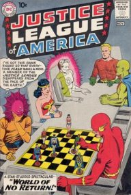 Justice League of America (1960 1st Series)