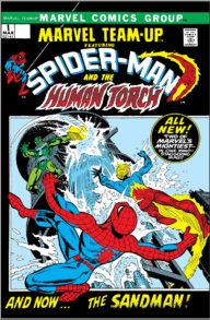 Marvel Team-Up (1972 1st Series)