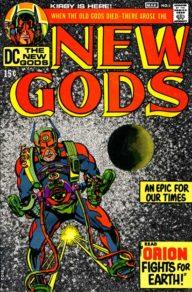 New Gods (1971 1st Series)