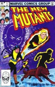 New Mutants (1983 1st Series)