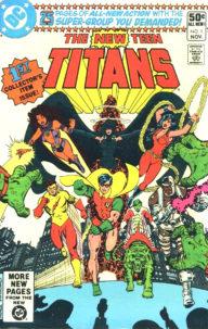 New Teen Titans (1980) Tales of the Teen Titans
