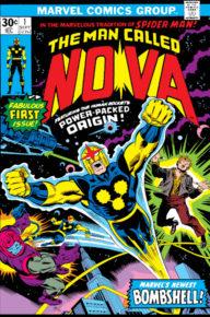 Nova (1976 1st Series)