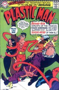 Plastic Man (1966 1st Series)