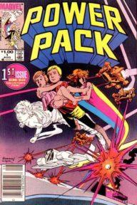 Power Pack (1984 1st Series)