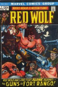 Red Wolf (1972 Marvel)