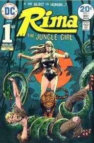Rima the Jungle Girl (1974 DC Comics)