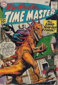 Rip Hunter Time Master (1961 1st Series)