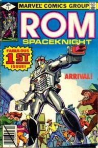 Rom (1979 Marvel)