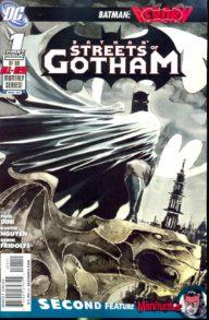 Batman Streets of Gotham (2009)