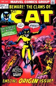 The Cat(1972 Marvel)