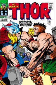 Thor (1962 1st Series)