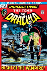 Tomb of Dracula (1972 1st Series)