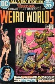 Weird Worlds (1972 DC Comics)