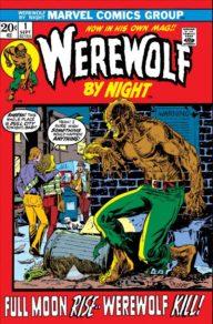 Werewolf by Night ( 1972 1st Series)