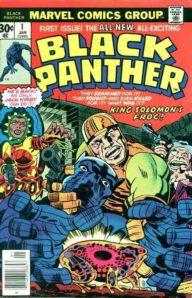 Black Panther (1977 1st Series)
