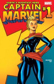 Captain Marvel (2012 7th Series)