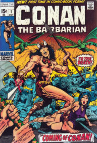 Conan the Barbarian (1970 1st Series)