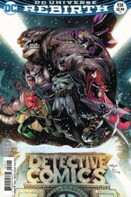 Detective Comics (2016 3rd Series)