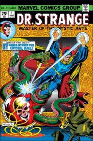 Doctor Strange (1974 2nd Series)