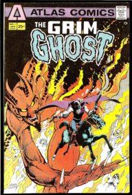 Grim Ghost (1975 Atlas)
