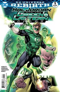Hal Jordan and the Green Lantern Corps (2016)