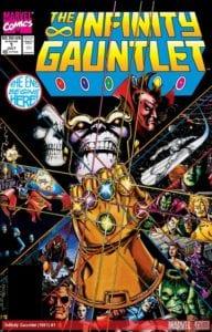 Infinity Gauntlet (1991 1st Series)