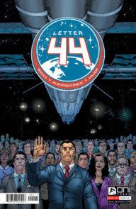 Letter 44 (2013 Oni Press)