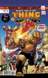 Marvel Two in One (2017 2nd Series)